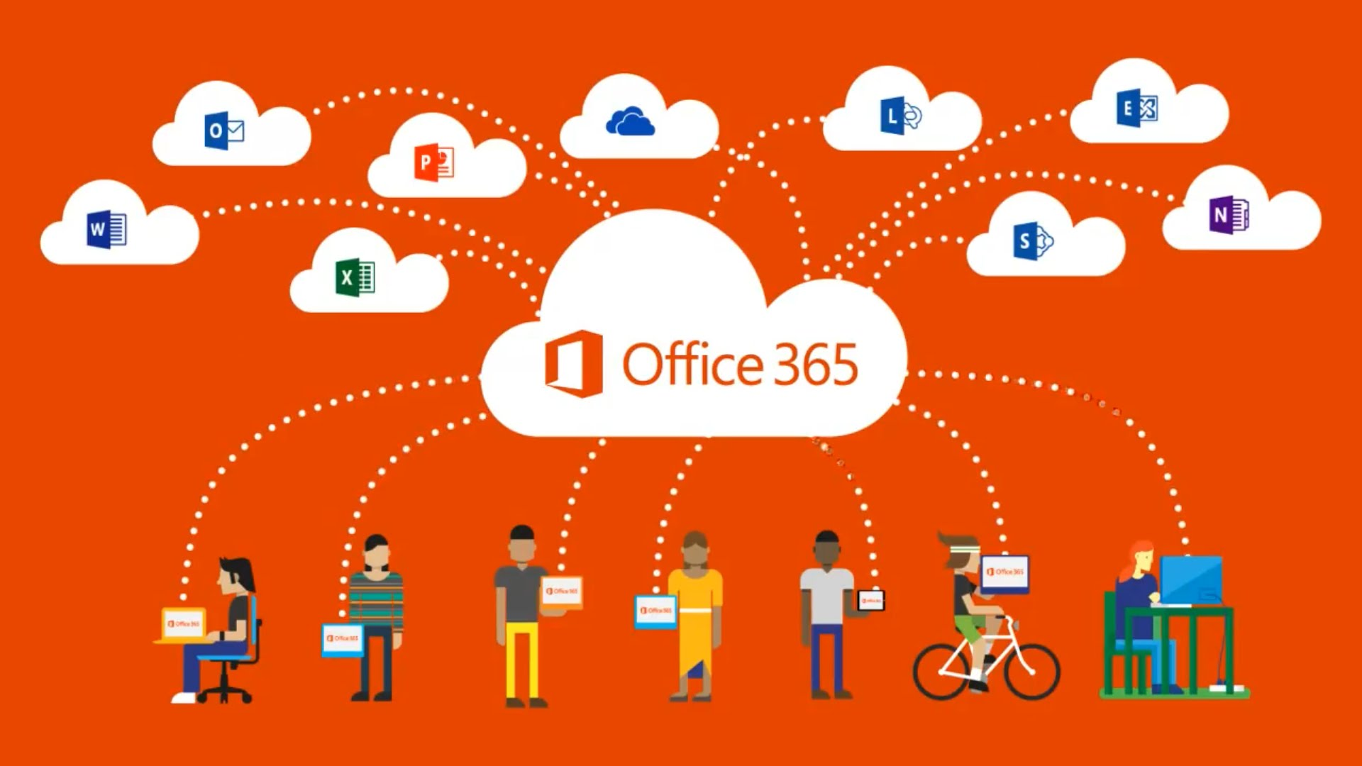 Working in the Cloud - Office 365